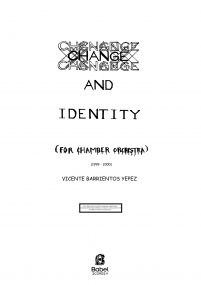 Change and Identity z