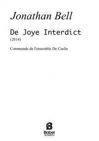 De Joye Interdict 1 Z 0