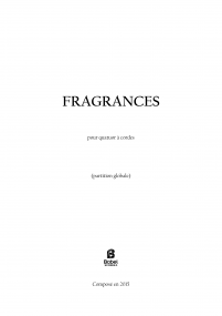 Fragrances first movement A3 z 2 1 73