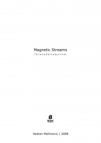 Magnetic Streams A4 z