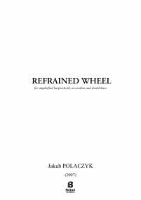 Refrained Wheel A4 z