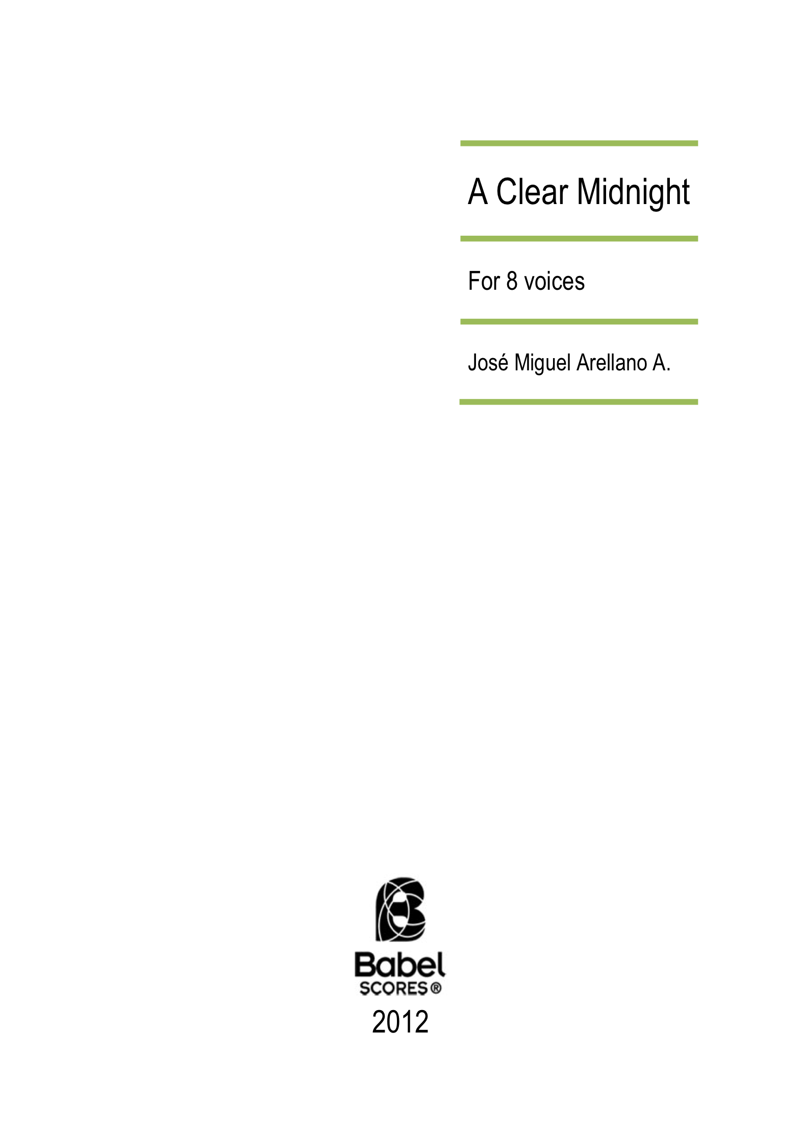 A Clear Midnight_BS