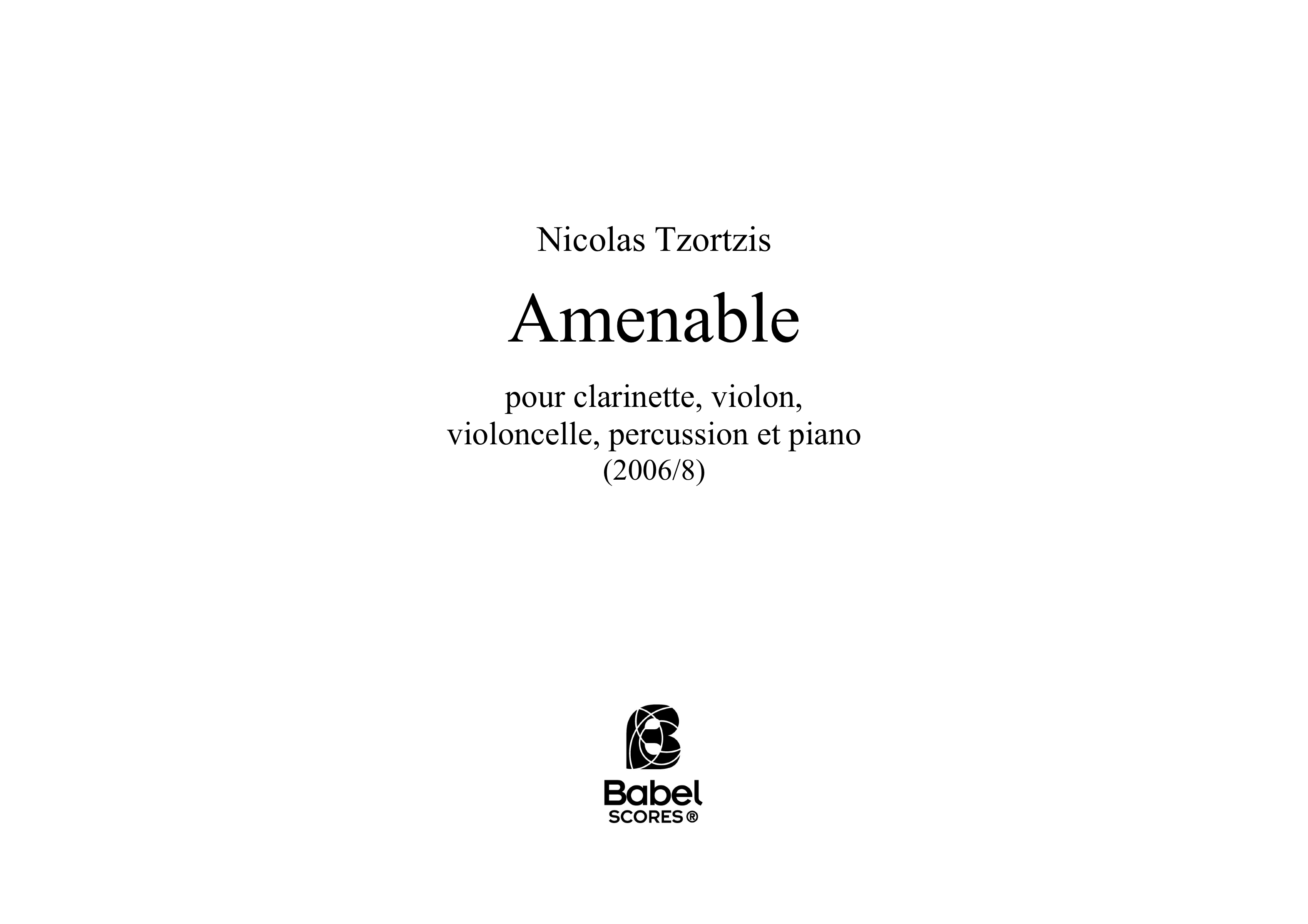 Amenable Tzortzis_BS