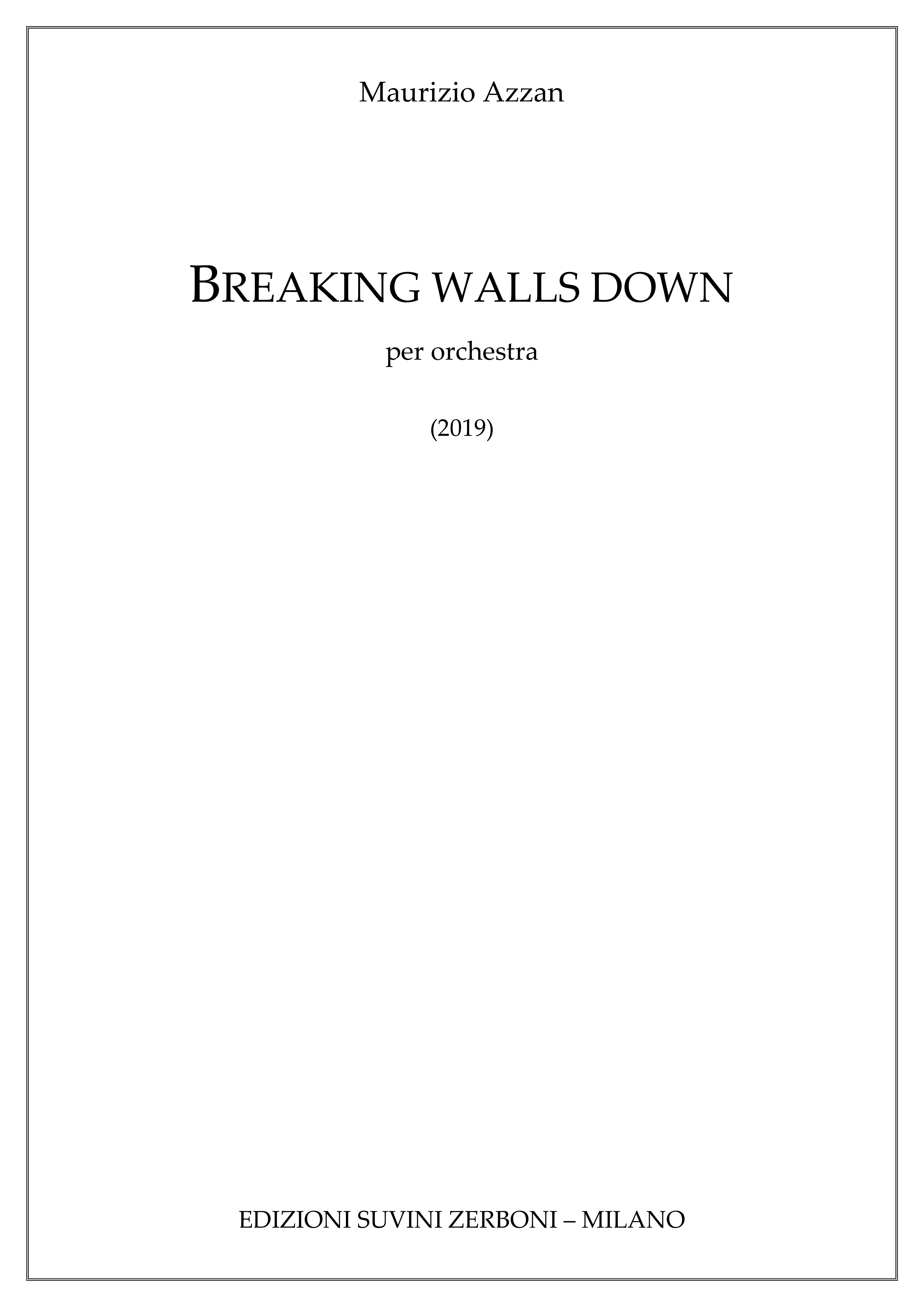 Breaking walls down_Azzan 1