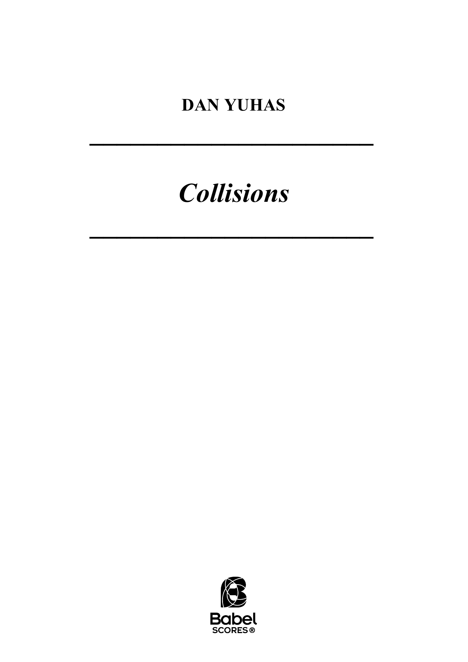 Collisions A4 z