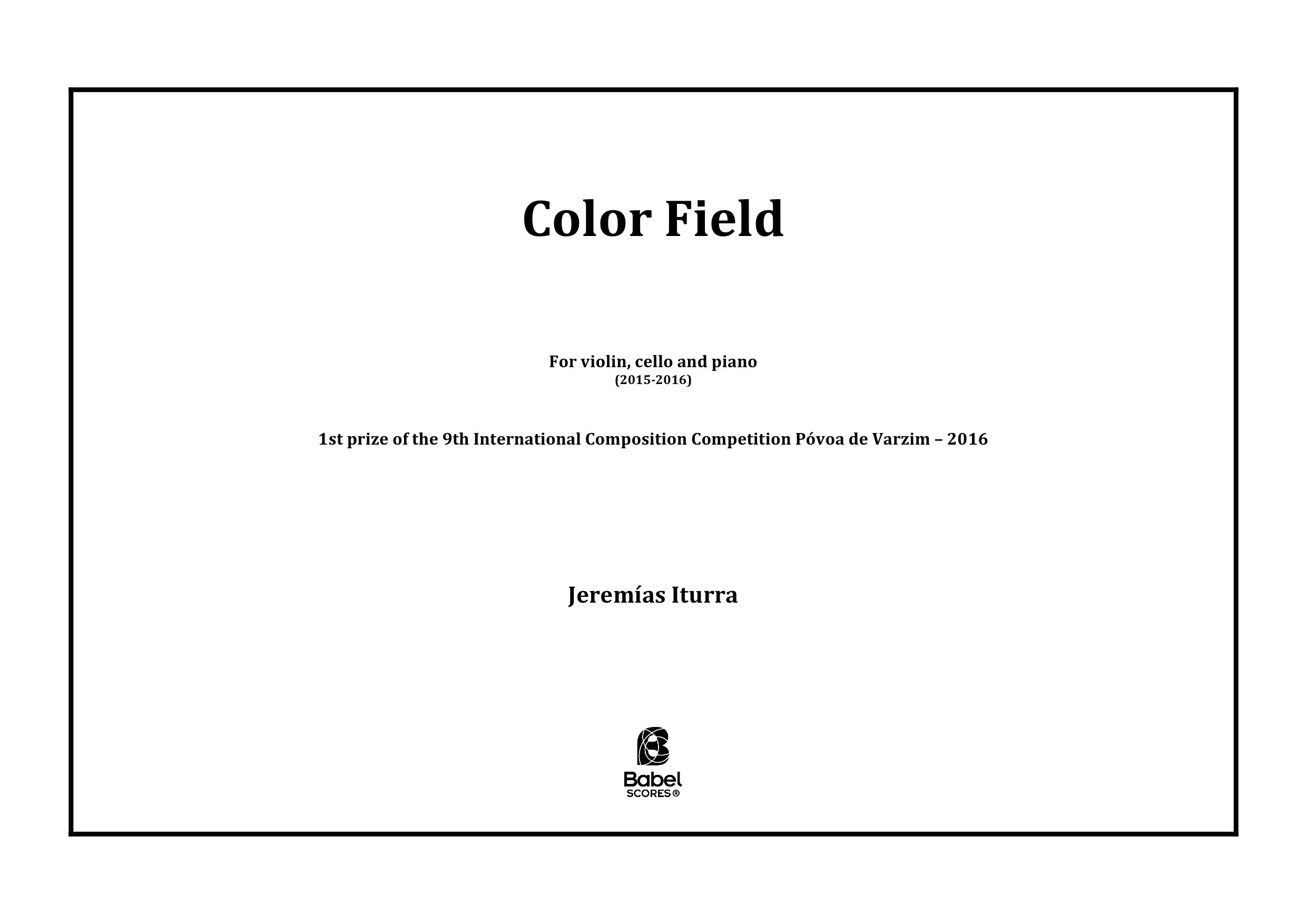Color Field A3 z 3 1 179