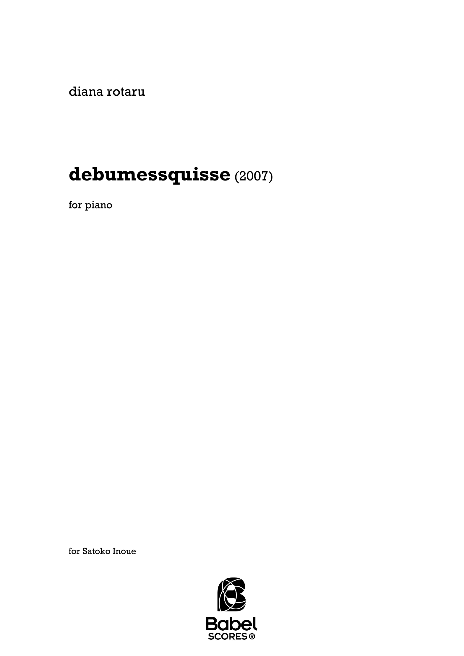 Debumessquisse A4 z