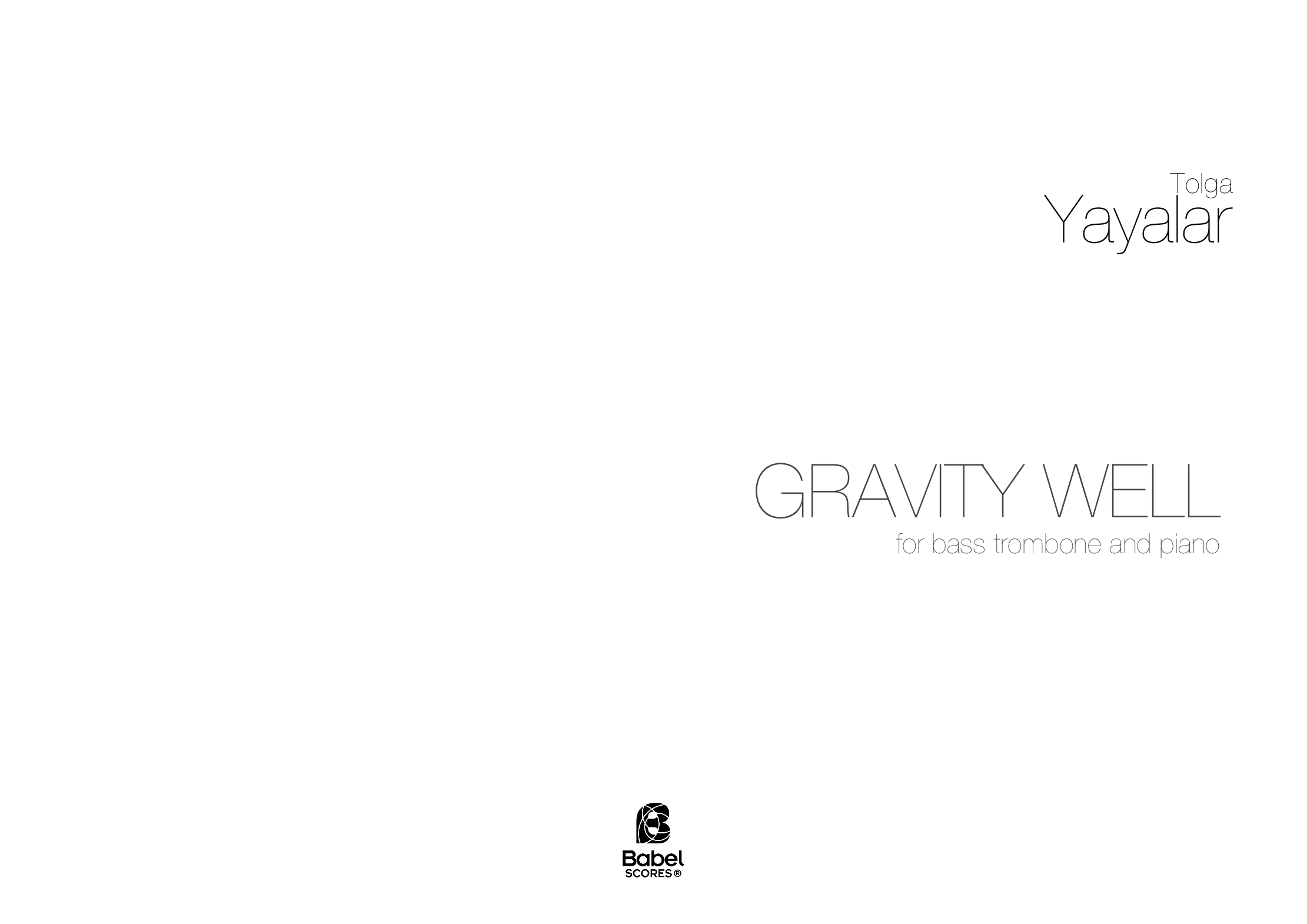 Gravity Well A4 z