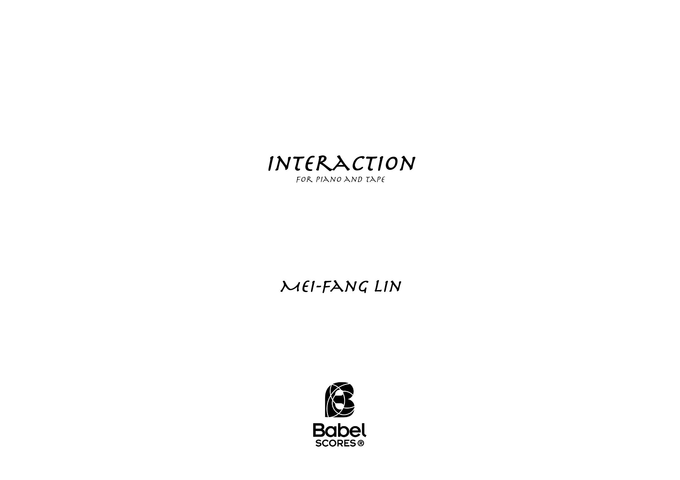 Interaction A4 z