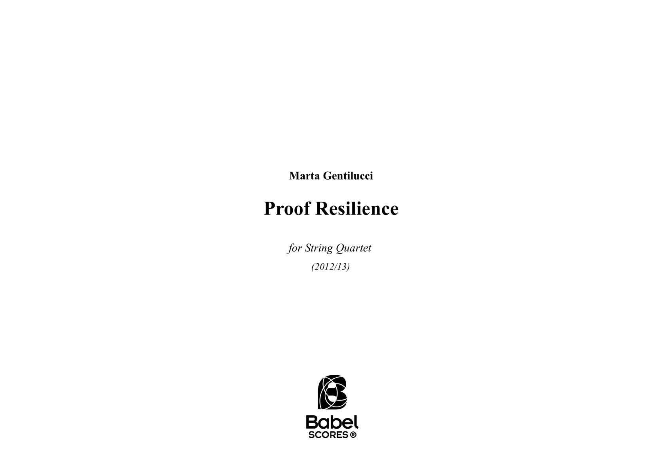 ProofResilience A4 z