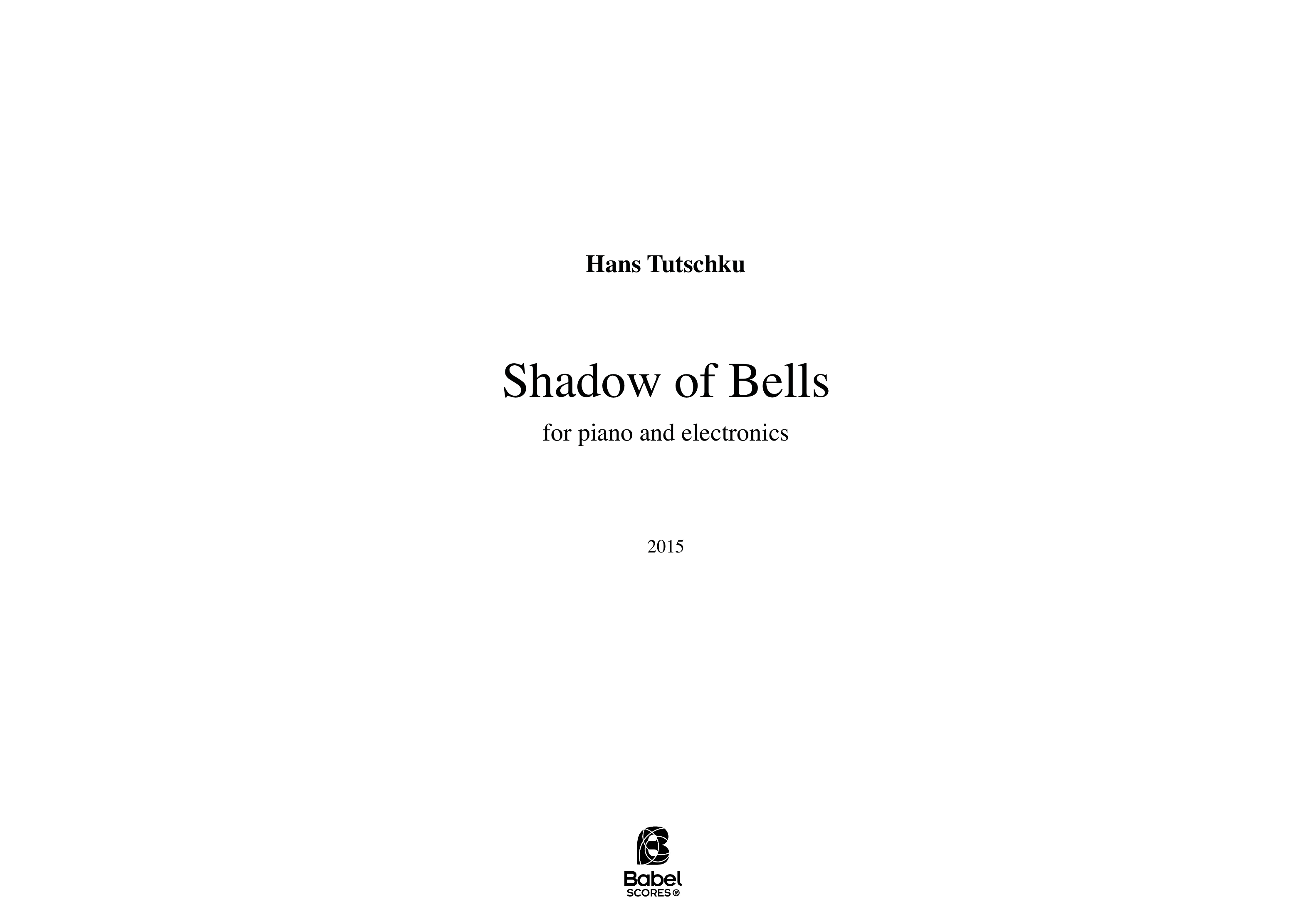 Shadow of bells A3 z