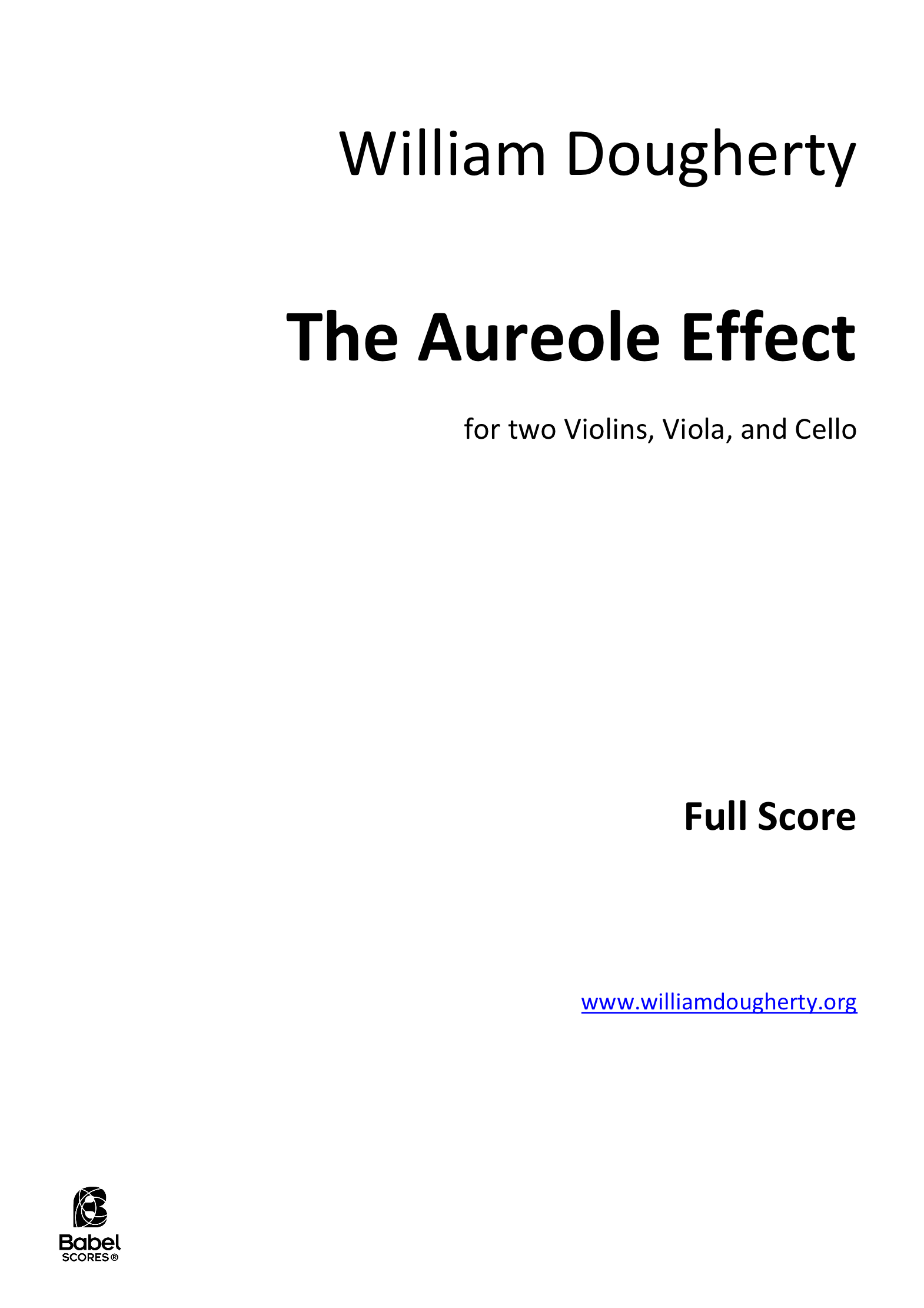 The Aureole Effect A4 z