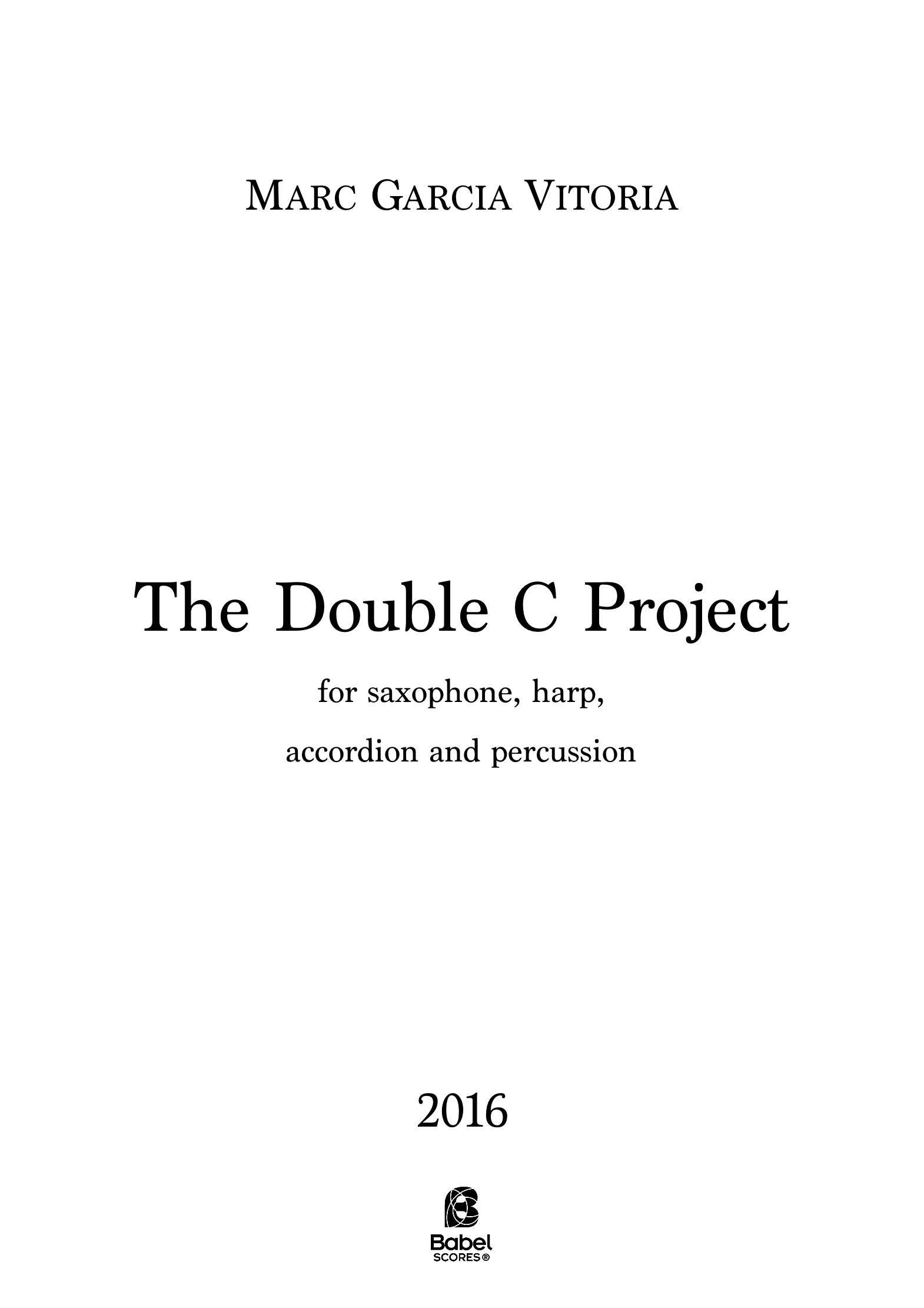 The Double C Project A4 z 2 1 331