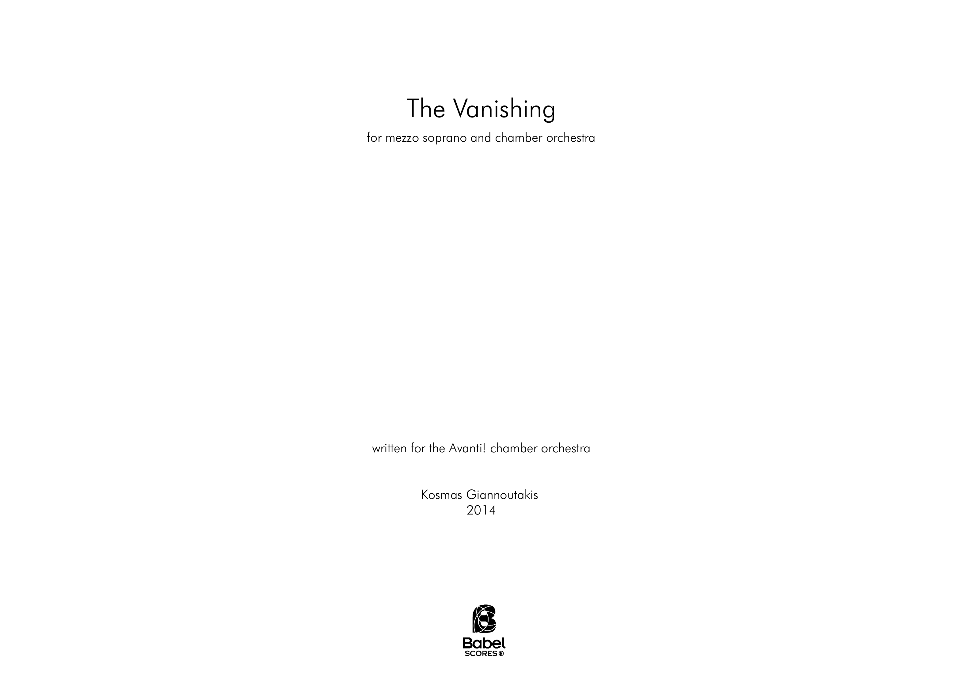 The Vanishing A3 z