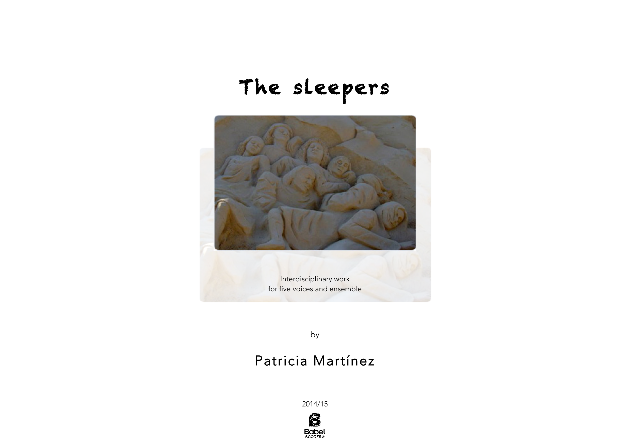 The sleepers A3 z 3 1 431