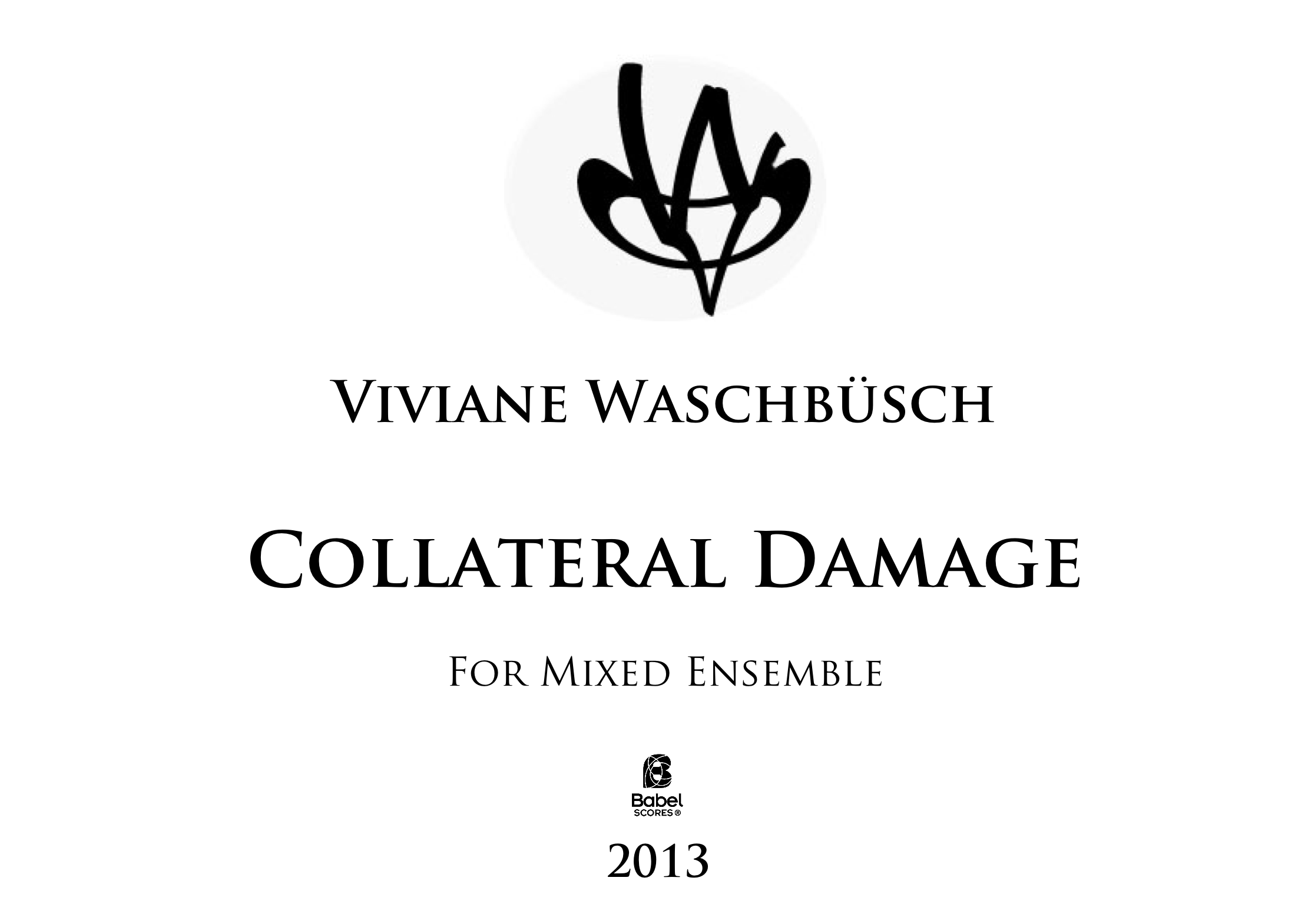 collateral damage A4 z