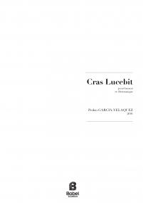 Cras Lucebit