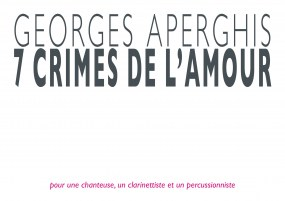 Sept Crimes de l'amour