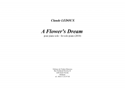A Flower s Dream