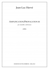 Amplification propagation III 1