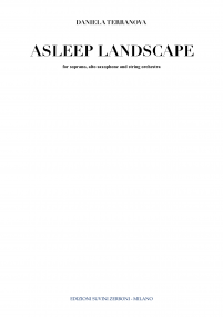 Asleep Landscape