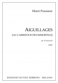 Aiguillages (AU CARREFOUR DES IMMORTELS) image