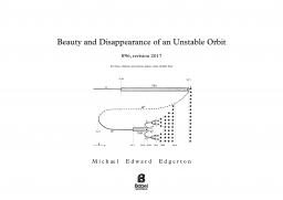 Beauty and Disappearance of an Unstable Orbit image