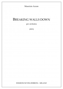 Breaking walls down image