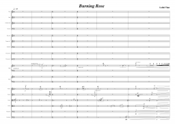 Burning Rose score 5