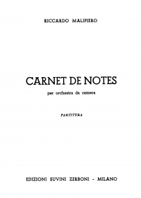 Carnet de notes_Malipiero Riccardo 1