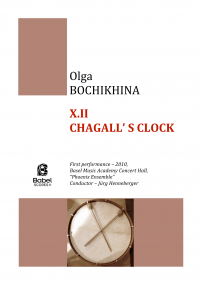 Chagall's clock