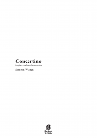 Concertino for Piano and Chamber Ensemble