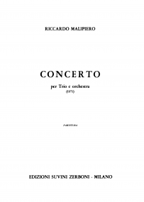 Concerto [violin, cello, piano] image