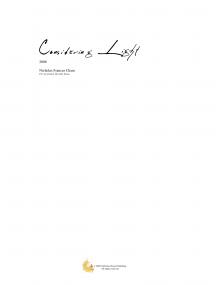 Considering Light