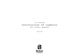 Construction of humanity