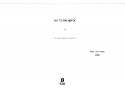 Cut to the Quick A3 z 3 190 1 271