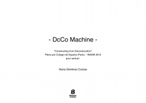 DcCo Machine image
