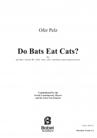 Do Bats eat Cats?