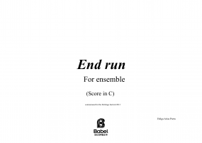 End run image