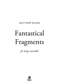 Fantastical Fragments