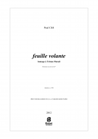 Feuille Volante image