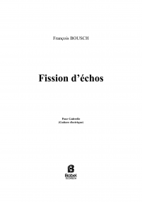 Fission d'échos