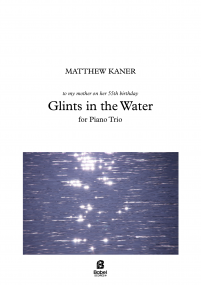 Glints in the Water