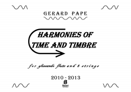 Harmonies of time and timbre A4 z 3 49 01
