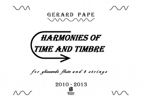 Harmonies of time and timbre image