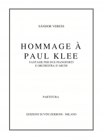 Hommage a Paul klee image