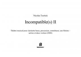 Incompatible(s) II