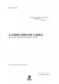 Landscapes of a soul image
