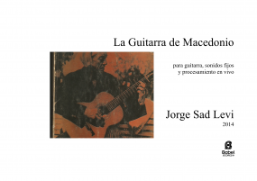 La guitarra de Macedonio