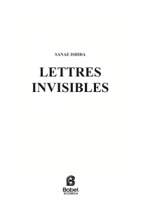 Lettres Invisibles image